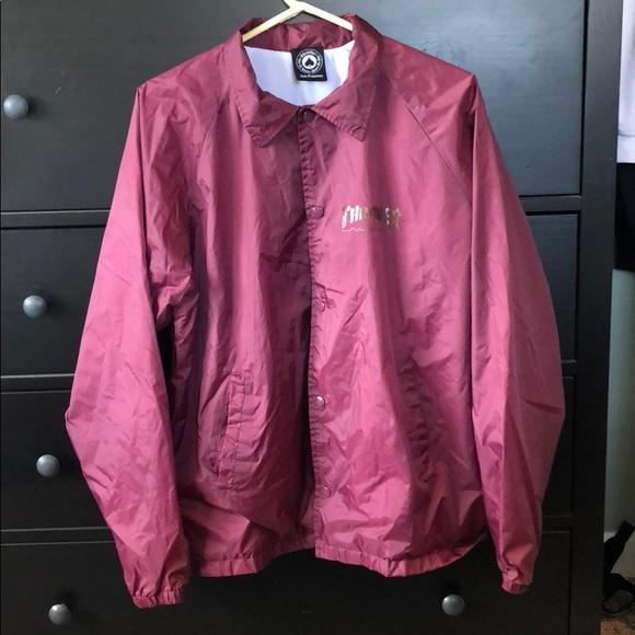 3b7032308519 Thrasher pentagram coach jacket. M 5b9c2e96aaa5b88d1a6d118b